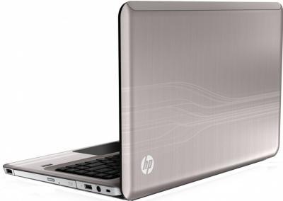 Ноутбук HP Pavilion dv6-6c02er (A8U46EA) - общий вид