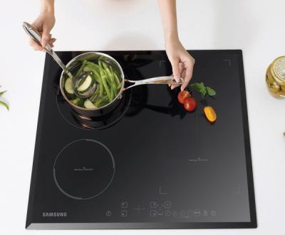 Индукционная варочная панель Samsung CTN364E003 - общий вид