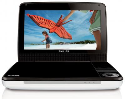 Портативный DVD-плеер Philips PD9030/51 - общий вид