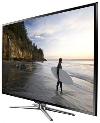Телевизор Samsung UE32ES6540SXRU - вид сбоку