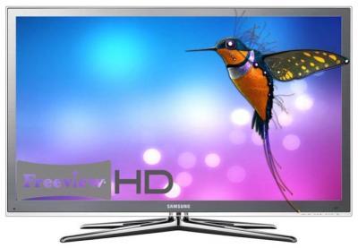 Телевизор Samsung UE55C8000ХW - общий вид