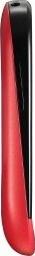 Мобильный телефон LG T500 Red - вид сбоку