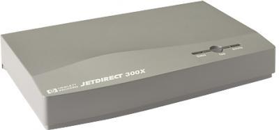 Принт-сервер HP Jetdirect 300x (J3263G) - общий вид