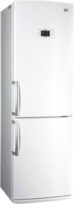 Холодильник с морозильником LG GA-E409UQA - общий вид