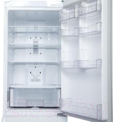 Холодильник с морозильником LG GA-E409UQA
