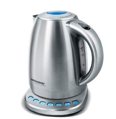 Чайник электрический Redmond RK-M120D - вид сбоку
