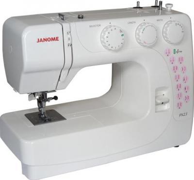 Швейная машина Janome PX 23 - общий вид
