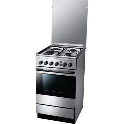 Кухонная плита Electrolux EKG 511111 X - вид спереди