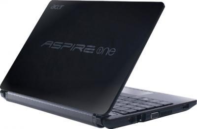 Ноутбук Acer Aspire One 722-C6Ckk (LU.SFT0C.050) - вид сзади