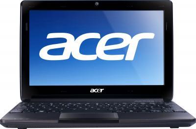 Ноутбук Acer Aspire One 722-C6Ckk (LU.SFT0C.050) - фронтальный вид