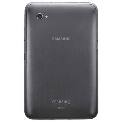 Планшет Samsung Galaxy Tab 7.0 Plus 16GB Metallic Gray (GT-P6210) - сзади