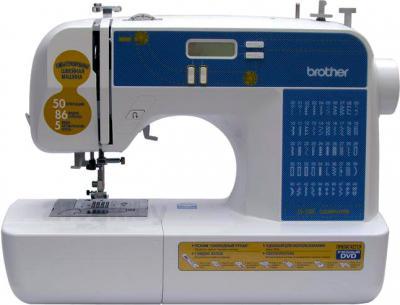 Швейная машина Brother JS-50E - общий вид