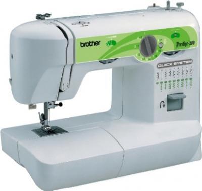 Швейная машина Brother Prestige 200 - общий вид