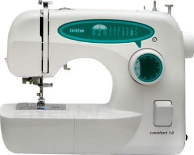 Швейная машина Brother Comfort 12 - общий вид