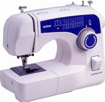 Швейная машина Brother Comfort 25 - вид спереди