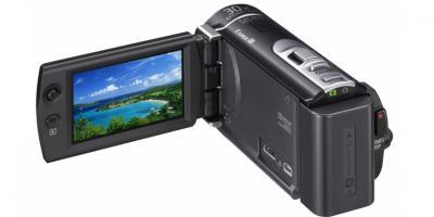 Видеокамера Sony HDR-CX190E - общий вид