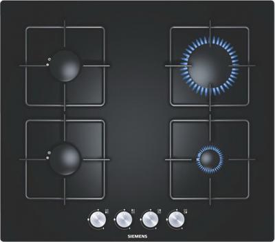 Газовая варочная панель Siemens EP616PB11E - общий вид