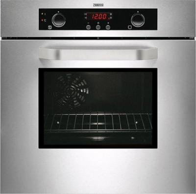 Электрический духовой шкаф Zanussi ZOB 580 X - общий вид