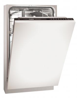 Посудомоечная машина AEG F65401VIOP - вид спереди