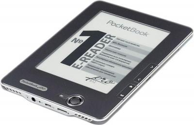 Электронная книга PocketBook Pro 612 Silver - общий вид
