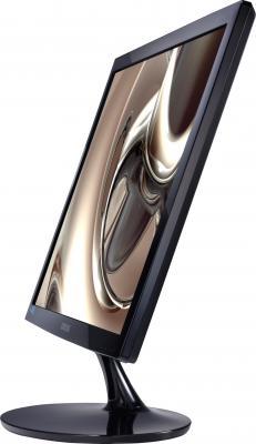 Монитор Samsung S22B300B (LS22B300BS/CI) - вид сбоку (наклон)