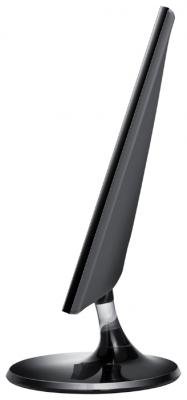 Монитор Samsung S24B350BL (LS24B350BL/CI) - вид сбоку