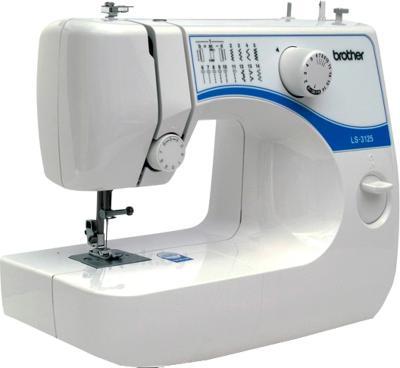 Швейная машина Brother LS-3125 - общий вид