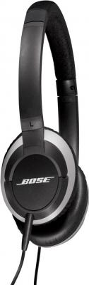 Наушники-гарнитура Bose OE2i (Black) - общий вид