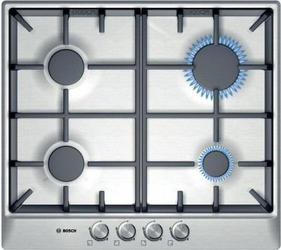 Газовая варочная панель Bosch PCP615B90E - общий вид