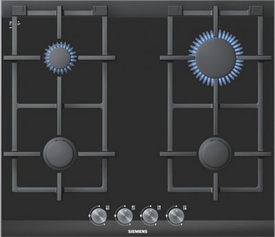 Газовая варочная панель Siemens ER626PB70R - общий вид