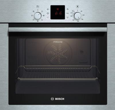 Электрический духовой шкаф Bosch HBG33B520 - вид спереди