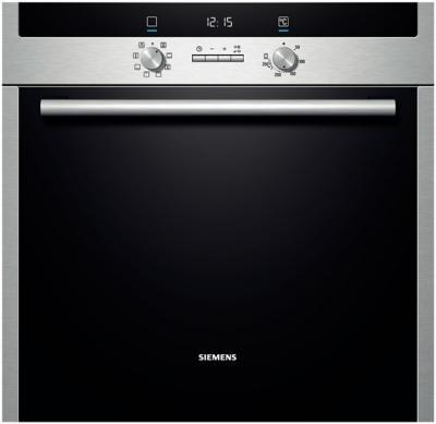 Электрический духовой шкаф Siemens HB23GB540 - Вид спереди