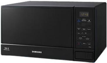 Микроволновая печь Samsung ME83DR/BWT - вид спереди