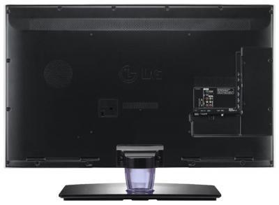 Телевизор LG 22LV5510 - вид сзади