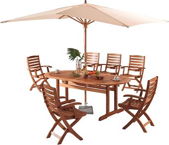Комплект садовой мебели Garden4you SUNNY 1268 - Общий вид