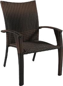 Кресло садовое Garden4you Wicker-2 12698 - общий вид