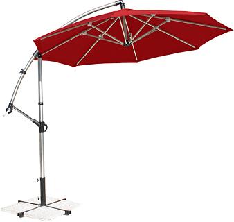 Зонт садовый Garden4you CAPRI 11784 - Общий вид
