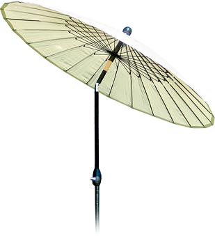 Зонт садовый Garden4you SHANGHAI 11811 - Общий вид