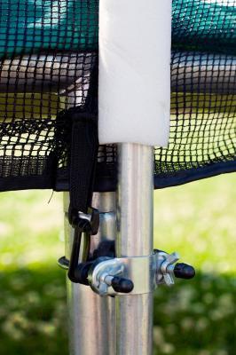Батут Sundays Комплект D244 MOD1 (с сеткой) - фото для ознакомления (внешний вид товара может не соответствовать реальному)