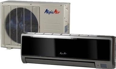 Сплит-система AlpicAir ADI/ADO-35HPR1 - общий вид