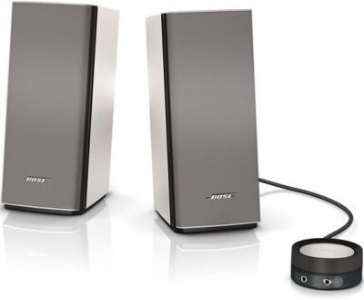 Мультимедиа акустика Bose Companion 20 (серебристый) - Общий вид