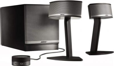 Мультимедиа акустика Bose Companion 5 (графит) - общий вид