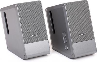 Мультимедиа акустика Bose Computer MusicMonitor (Silver) - Вид спереди