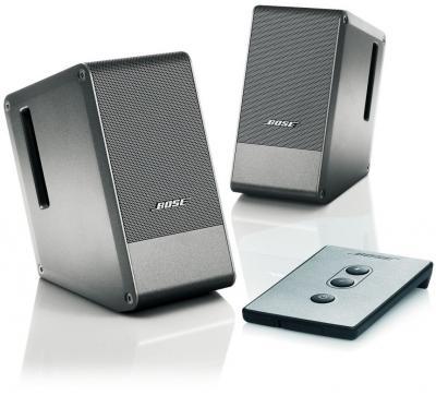 Мультимедиа акустика Bose Computer MusicMonitor (Silver) - Общий вид