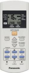Сплит-система Panasonic CS/CU-YW7MKD - Вид спереди: пульт ДУ