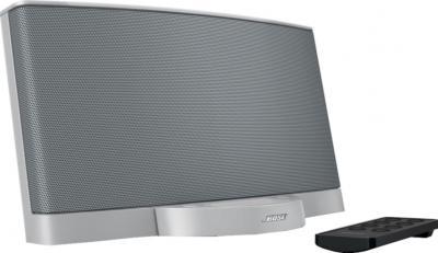 Мультимедийная док-станция Bose SoundDock Silver - общий вид