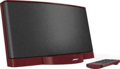 Мультимедийная док-станция Bose SoundDock Red - общий вид