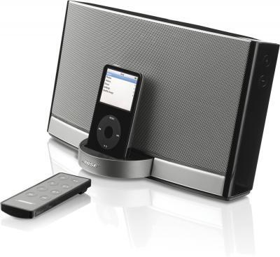 Мультимедийная док-станция Bose SoundDock Portable Black - Общий вид