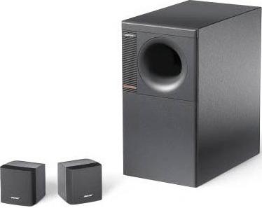 Акустическая система Bose Acoustimass 3 (Black) - Общий вид