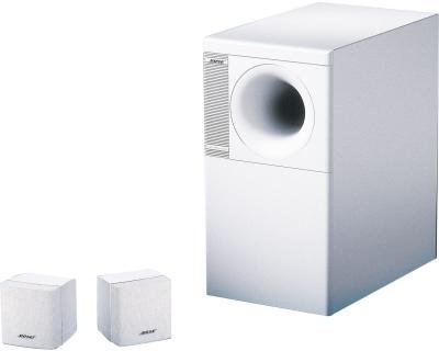 Акустическая система Bose Acoustimass 3 (White) - Общий вид